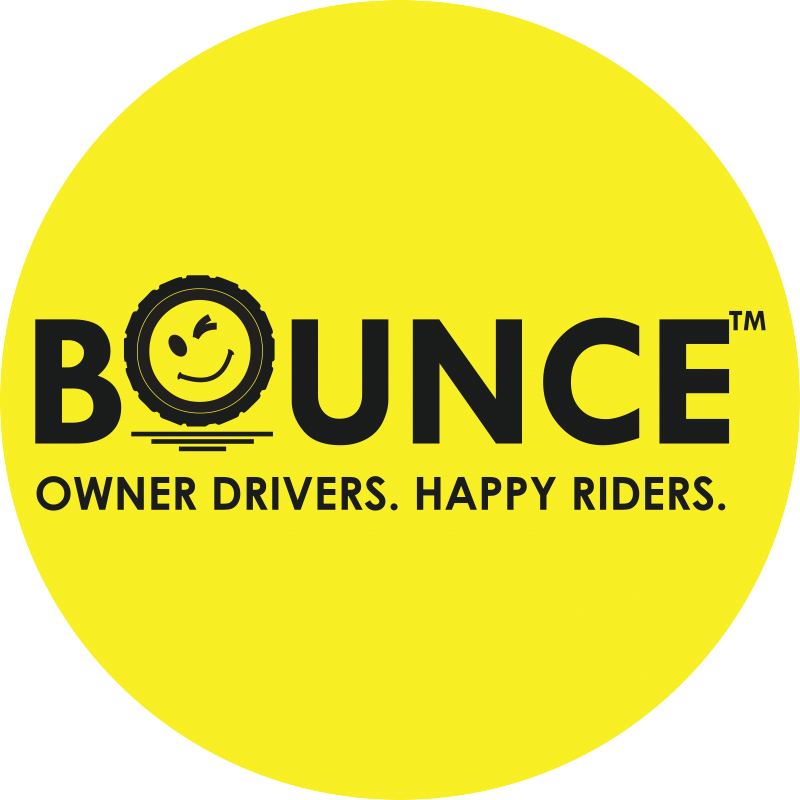 Bounce Logo PNG format